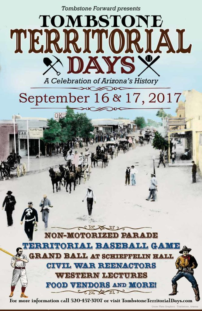 Tombstone Territorial Days - 2017