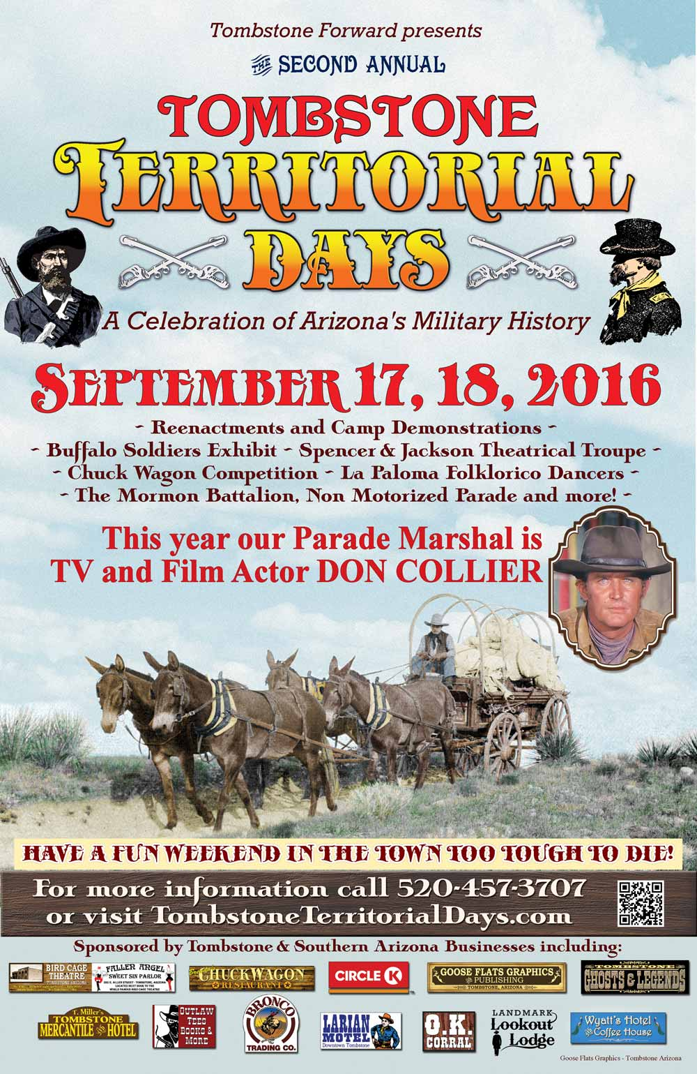Tombstone Territorial Days 2016